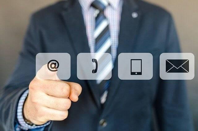 Contact Us Contact Email Phone  - Tumisu / Pixabay