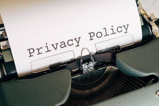 Privacy Policy Dsgvo  - viarami / Pixabay