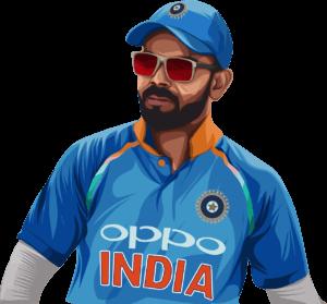 Virat Kohli Cricketer Player Man  - Creativehatti / Pixabay