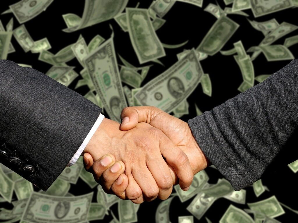 Conclusion Of The Contract Handshake  - Capri23auto / Pixabay how to make money as a teen how to make money as a teenager how to make money online as a teen how to make money online for beginners how to earn money as a kid