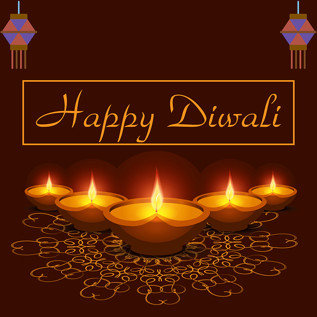Diwali Decoration Traditional  - motionstock / Pixabay diversity of indian culture