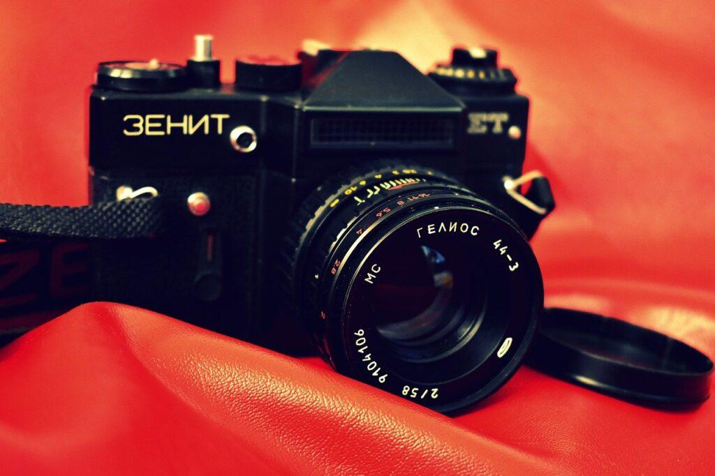 Camera Film Photography Lens  - grom900 / Pixabay
